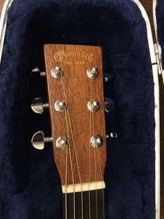 🚚 Martin OMCE Mahogany Acoustic-Electric Guitar