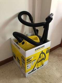 Karcher WD 2 Multi-purpose vacuum cleaner