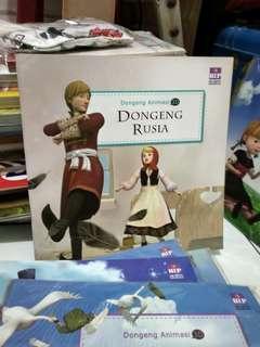 Dongeng Animasi 3Dimensi, Dongeng Rusia
