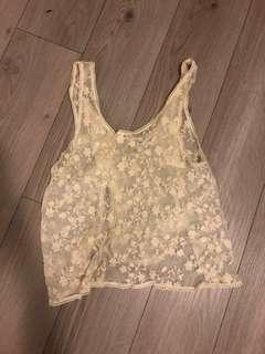 UO lace top