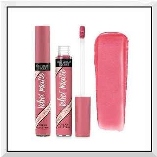 Victoria's Secret Velvet Matte Lip Stain Bombshell Seduction