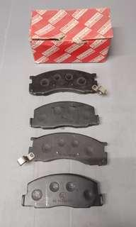 Toyota brake pads front(TCR11)