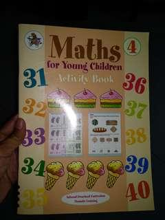 Maths and counting books