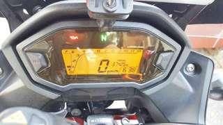 Honda CB400X/MSX125 Grom Screen Protector