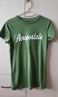 Aeropostale Green Tee (ladies)