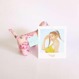 Onhand #TWICE Summer Nights Official Polaroid Post Cards - Tzuyu