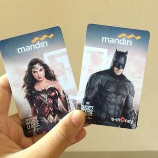 EMoney Mandiri (sisa BATMAN) exclude saldo