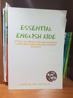 Essential English Aide Assessment Book
