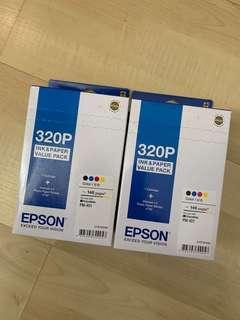 原裝Epson 320p
