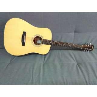 Tanger TD-52 全單板木吉他