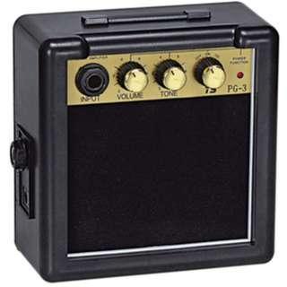 TS PG-5 5W micro guitar amp