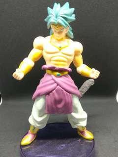 Dragonball figure Broly