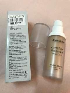 Mamonde Cover Glow Foundation shade 23
