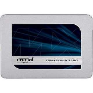 "BNIB Crucial2TB MX500 2.5"" Internal SSD"