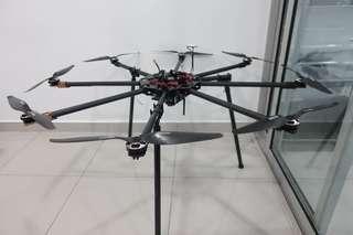 Tarot 1300 octocopter