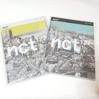 [INSTOCK] NCT 127 REGULAR IRREGULAR