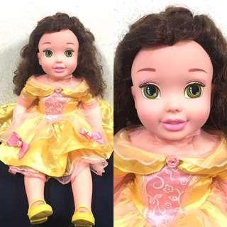 Belle Beauty & The Beast doll