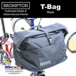 BROMPTON T-Bag in Black