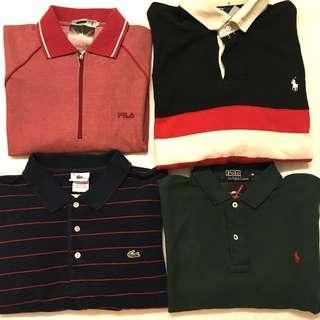 Polo Ralph Lauren long sleeves