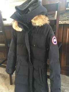New Canada goose long jacket