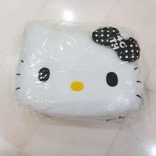 BN Hello Kitty Head Plush - 40th Anniversary limited edition