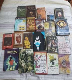 Set of 21 Books