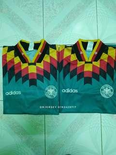 Germany away vintage jersey 1994