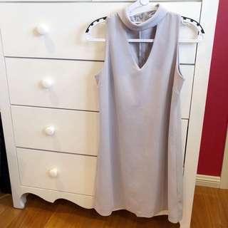Valleygirl Collar Dress