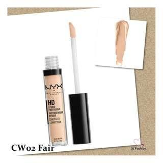 🚚 💕 Instock 💕 NYX HD Photogenic Concealer Wand 💋 CW02 Fair 💋