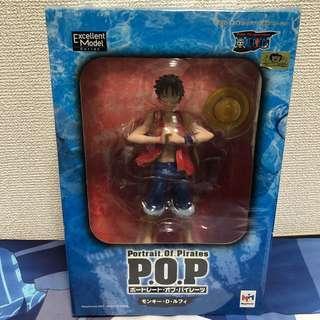 POP Luffy Figure