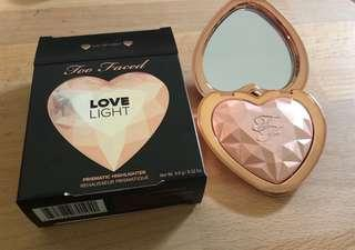 Too Faced 'Ray of Light' Highlighter