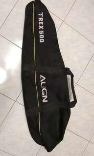 RC Heli Align trex500 bag