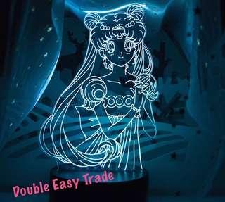 Sailor Moon月野兔公主裝飾燈