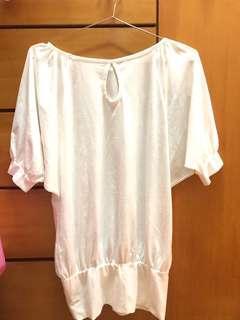 🚚 簍空性感長版洋裝