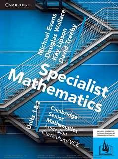 vce maths specialist pdf