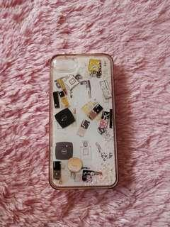 Soft Case High Brand Make Up Paris for Iphone 8 or 7