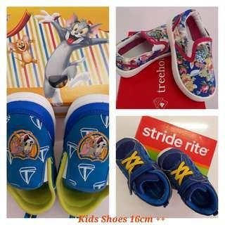 Kids Shoes - StrideRite black #jan50, Treehouse, Tom & Jerry