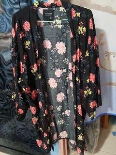 Brand New Floral Kimono