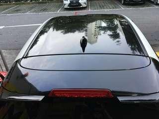 Oracal 970 Germany 🇩🇪 High Gloss Black