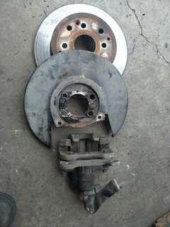 Myvi brake disc belakang