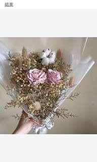 🚚 乾燥花束