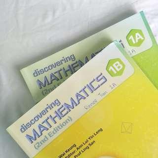 secondary 1 discovering mathematics star publishing
