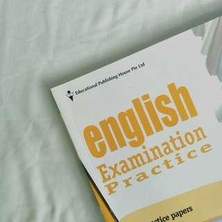 secondary 1 english examination practice