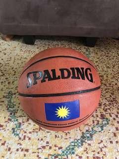 Basketball ball Spalding