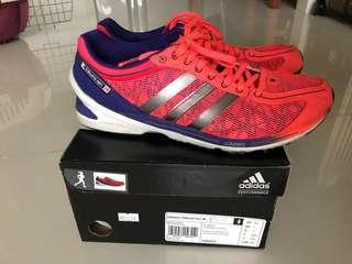 🚚 Adidas US 8.5 愛迪達 極新 慢跑鞋