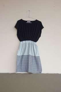 Stripes dress | Local Brand