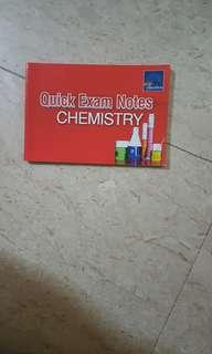 O levels chemistry quick revision notes