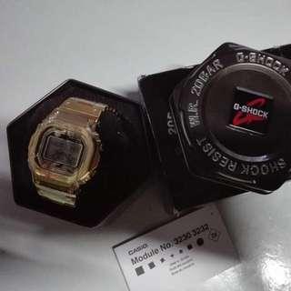 CASIO G-SHOCK GOLD ORIG