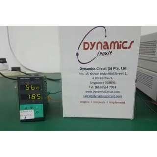 GeFran 1200 PID Temperature Controller Repairs by Dynamics Circuit (S) Pte. Ltd.