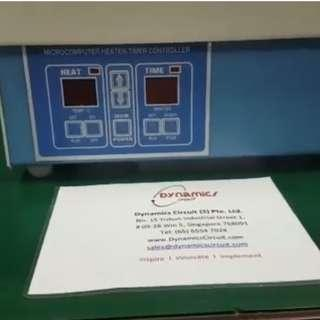 Sonicor DSC-221-TH Ultrasonic Repairs by Dynamics Circuit (S) Pte. Ltd.